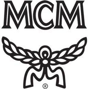 低至6折+包邮 €262.5收logo平底鞋MCM德国官网 精选包包鞋履热卖 不过时的潮流韩范