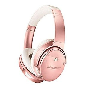 Bose QuietComfort 35 II Wireless Bluetooth Headphones Rose Gold