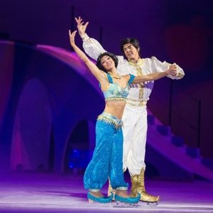 Disney On Ice presents Mickey's Search Party (January 10–11)
