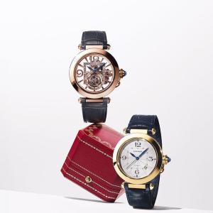 4折起 更有超值中古款Rue la la 奢牌腕表闪促 Cartier、肖邦、Hermes、Dior