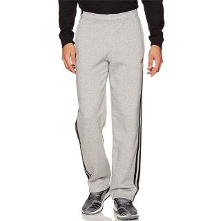 $19.88($45)adidas Men's Essentials 3 Stripe Regular Fit Fleece Pants