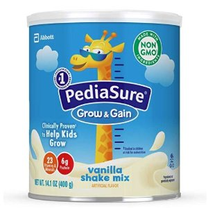 30% off +extra 5% off PediaSure Grow & Gain Nutrition Shake for Kids @ Amazon