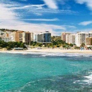 6.9折 含3-5晚酒店欧洲小香港 西班牙曼哈顿 贝尼多姆机票酒店套餐促销 人均£99起