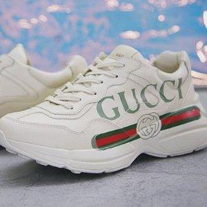 售价£675 码全速购 王嘉尔同款上新:GUCCI老爹鞋热卖 英国官网开卖
