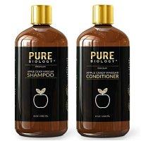 Pure Biology 苹果醋洗护套装