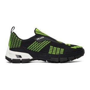Prada男士运动鞋
