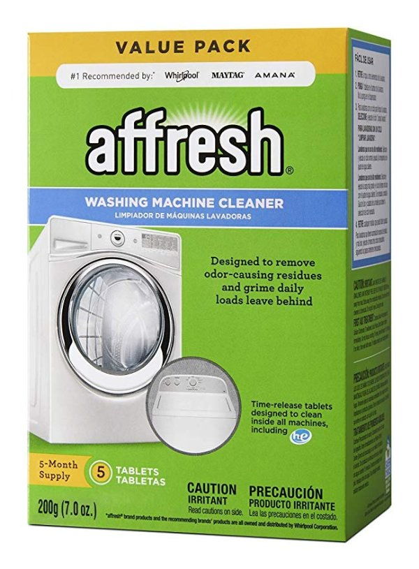 洗衣机清洗片5颗装
