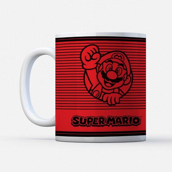 超级玛丽Mug