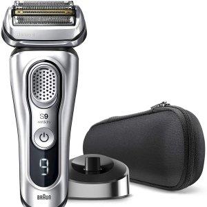 $198.25(原价$299.99)Braun 9330s 电动剃须刀 精致男孩 完美主义者必备