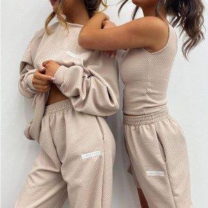 4折起 Puma居家瑜伽裤$25ASOS 运动美衣专区 Nike pro 镂空运动衣$25