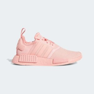 Adidas粉色NMD_R1 运动鞋