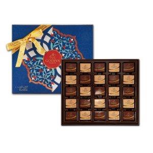 Godiva巧克力礼盒 75个