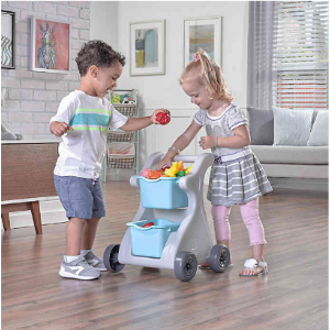 $19.9 (Was $29.9)Step2 Modern Mart Push And Pull Toy Shopping Cart