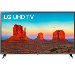 LG 65吋 6系列 4K 超高清 HDR 智能电视