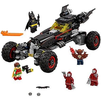 蝙蝠侠电影系列The Batmobile - 70905
