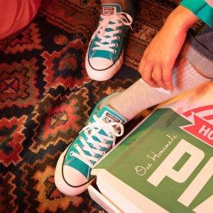 5折起 All Star低帮€44收Converse 匡威官网年底大促 经典款鞋子美衣全都有