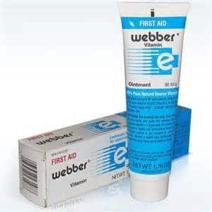 Webber维E乳霜*30g
