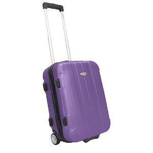 Rome 21in Rolling Carry-On