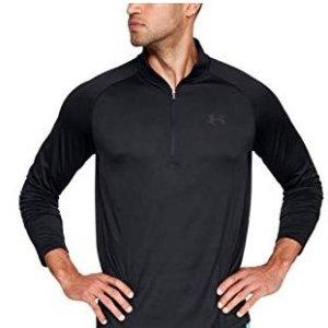 $13.20(原价40)Under Armour Tech 2.0男子运动上衣 多色可选
