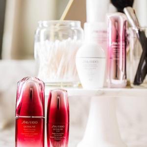 $48+送豪礼上新:Shiseido 超值套装热卖 相当于买正装送红腰子小样