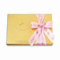 Godiva 粉绸金装什锦巧克力礼盒36颗