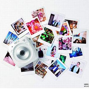 直邮美国到手价 $129革新突破 Fujifilm富士 instax SQ10 数码相机 拍立得 特价