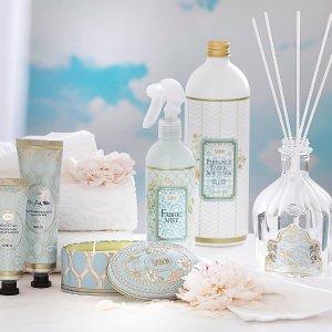 低至5折+额外8折 $2起Sabon 精选商品冬季促销 收磨砂膏 沐浴油