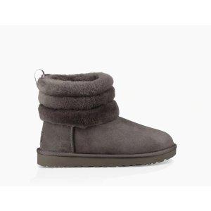UGG及踝雪地靴