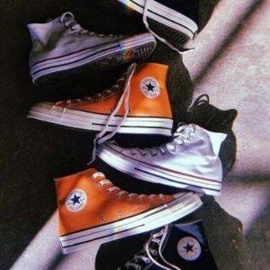 低至6.5折开学季:Converse、Nike女款运动潮鞋热卖 收张艺兴同款蓝