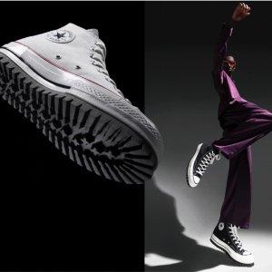 £85入Canvas SmokeConverse 意大利设计 复古小脏鞋、Chunk 70、扎染风上新