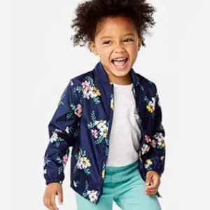 Up to 50% Off + Extra 25% Off or Spend Fun CashCarter's Kids Jackets & Outerwear