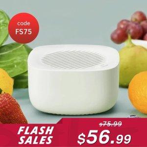 LIFEASEVegetable Washer Ozone Fruit Sterilizer Cleaner