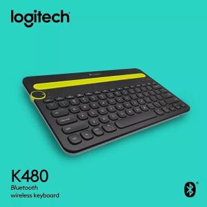 $49.99 (原价$69.99)史低价:Logitech 罗技 K480 无线键盘 可同时连接3台设备