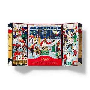 售价£89+送6件!含24件单品Kiehl's 2020 圣诞日历、圣诞限定护肤£12起!