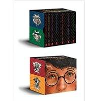 经典读物 哈利波特小说套装1-7册 特别版