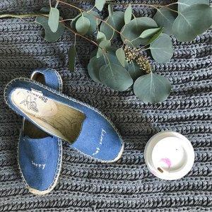 低至$46.59清凉一夏:Soludos 精选舒适草编鞋特卖