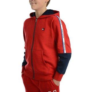 8折+额外7.5折折扣升级:Tommy Hilfiger 儿童服饰闪购 经典时尚校园风
