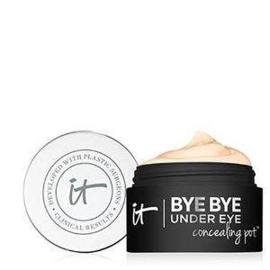 it COSMETICSBye Bye™ Under Eye Concealing Pot | IT Cosmetics™