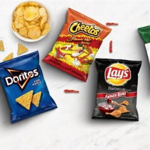 Walmart Chips And Tortilla Mix And Match 2 For 5 Dealmoon