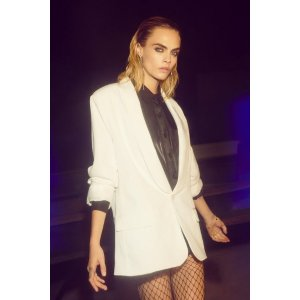Cara Delevingne Strong Enough Blazer Dress | Shop Clothes at Nasty Gal!