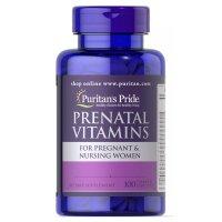 Puritan's Pride 孕前期维生素