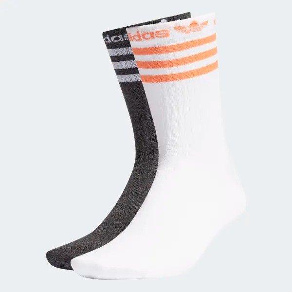 中筒袜2双