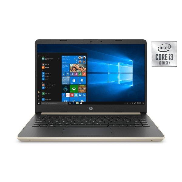 14吋笔记本 (i3-1005G1, 4GB, 128GB, Win10 S)