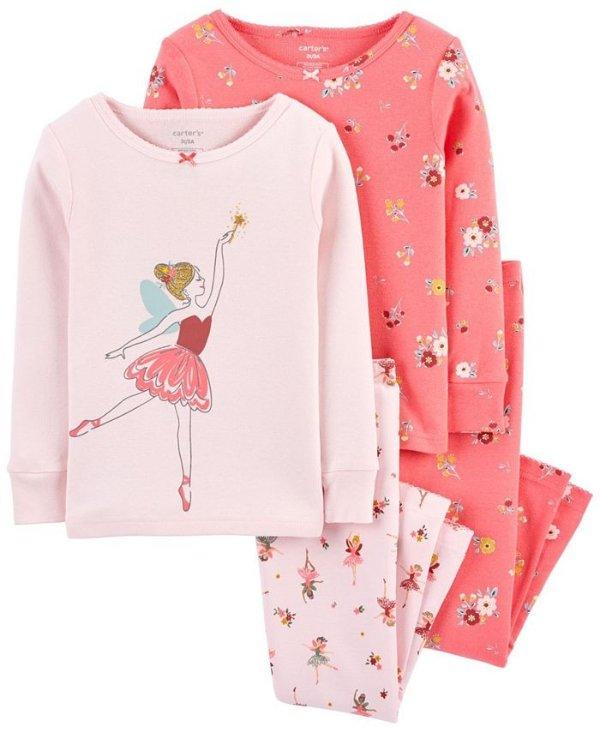 女婴睡衣套装