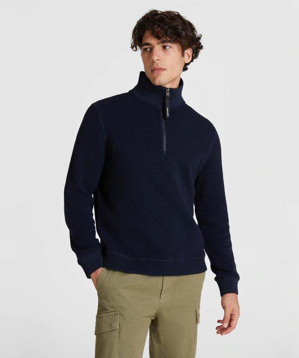 羊毛混纺卫衣