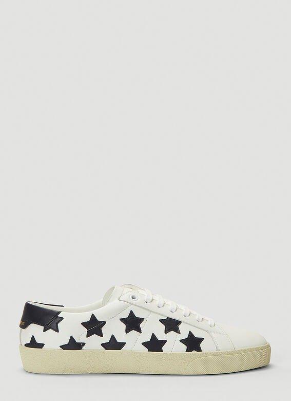 星星小白鞋