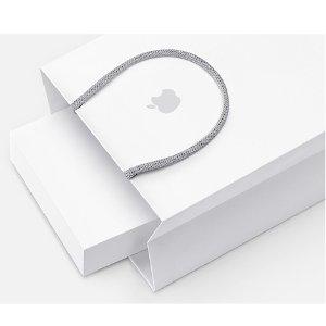 7.5折起 收87w快充头Apple 苹果 官方配件特卖 Lightning线、Airpods都参加