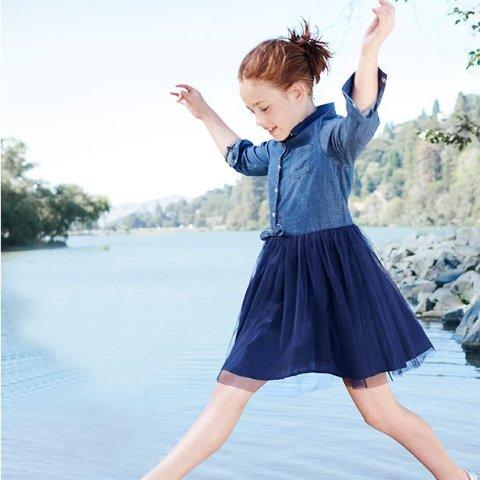 OshKosh BGosh 儿童服饰低至3折 多款卫衣卫裤可选