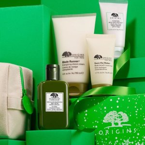 20% Off + Free 14 Piece Gift11.11 Exclusive: Origins Beauty Set on Sale