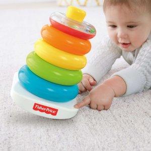 Fisher-Price费雪 婴幼儿启蒙玩具热卖